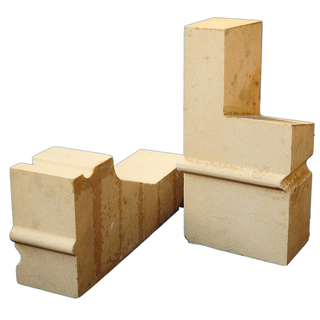 Silica bricks for glass furnace